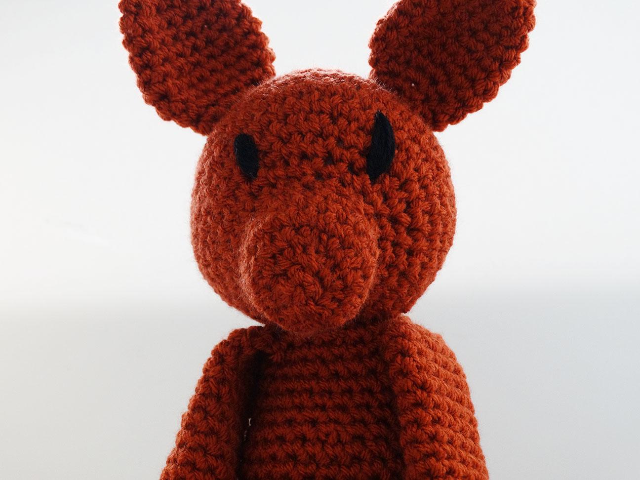 PATTERN: Kangaroo and Baby Crochet Pattern amigurumi | Etsy | 972x1296